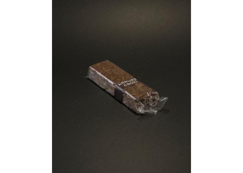 Gluténmentes Kókuszos-Csokis Müzliszelet
